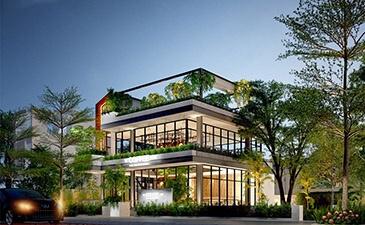 thiết-kế-quán-cafe-3-tầng